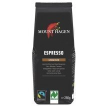Kawa mielona espresso fair trade 250 g Mount Hagen