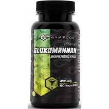 Gym Food Glukomannan 90 kapsułek