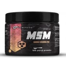 Gym Food MSM 250 g