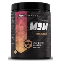 Gym Food MSM 500 g