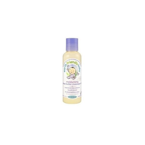Naturalny olejek  do masażu z masłem shea 125 ml Earth Friendly Baby